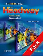 New headway. Intermediate. Student's book-Workbook. Without key.