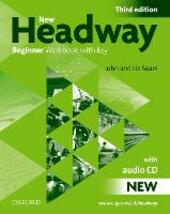 New headway. Beginner. Workbook. With key.