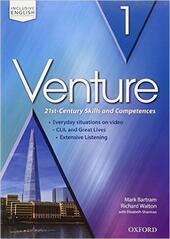 Venture: standard. Student book-Workbook. Vol. 1