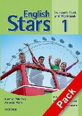 English stars. Student's book-Workbook. Vol. 1