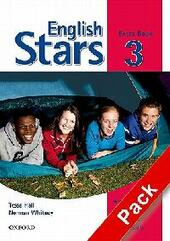 English stars. Student's book-Workbook-Extra book. Vol. 3