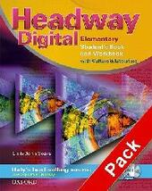 Headway digital. Elementary. Student's book-Workbook-My digital book. Con espansione online. Con CD-ROM