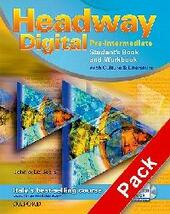 Headway digital. Pre-intermediate. Student's book-Workbook-Build up-My digital book. Con espansione online. Con CD-ROM