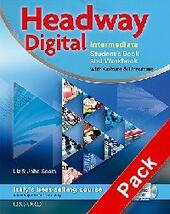 Headway digital. Intermediate. Student's book-Workbook. Con CD-ROM. Con chiave USB. Con espansione online
