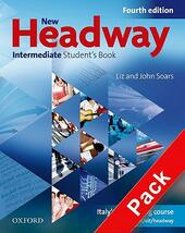 New headway. Intermediate. Student's book-Workbook-Entry checker. Without key. Con espansione online. Con CD Audio. Con CD-ROM