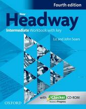 New Headway. Intermediate. Workbook. With key. Con espansione online. Con CD-ROM
