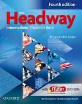 New headway. Intermediate. Student's book-German wordlist-Itutor. Con espansione online
