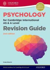 Psychology for Cambridge international AS & A level. Revision guide. Con espansione online
