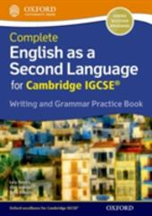 Complete english as a second language for Cambridge IGCSE. Writing and grammar practice book. Con espansione online