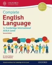 Complete English language for Cambridge international AS & A level. Con espansione online