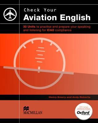 Con espansione online Con e-book Level A2-B1 Per Check your aviation english