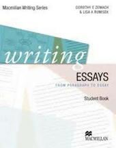Writing essays. Con DVD. Con espansione online