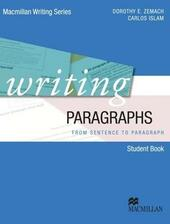 Writing paragraph. Con DVD. Con espansione online