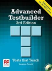 ADVANCED TESTBUILDER - C1