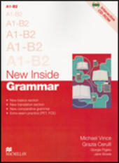 New inside grammar. Student's book. Con CD-ROM