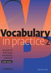 VOCABULARY IN PRACTICE 2 - ELEMENTARY