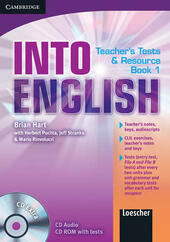 Into English. A2-B2. Level 1. Teacher's Test and Resource. Con CD-ROM