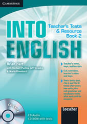 Into English. A2-B2. Level 2. Teacher's Test and Resource Book. Con CD-ROM