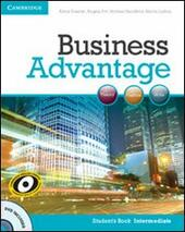 Business advantage. Intermediate. Student's book. Con DVD. Con espansione online
