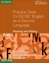 Practice tests for IGCSE. English as a second language: reading and writing. With key. Con espansione online