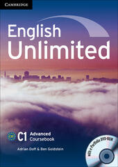 English unlimited. Level C1. Advanced. Con espansione online