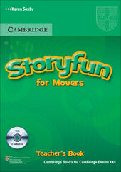 Storyfun. Movers. Teacher's book. Con CD-ROM