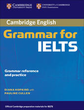 Cambridge Grammar for IELTS. Student's Book without answers