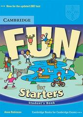 Fun for starters. Student's book. Per la scuola secondaria di primo grado