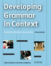 Developing grammar in context. Without answers.