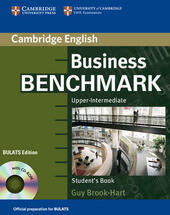 BUSINESS BENCHMARK. UPPER INTERMEDIATE BULATS ED.