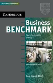 Business benchmark. Upper intermediate. Personal study book. Con espansione online