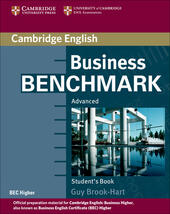 Business benchmark. Advanced. Con espansione online