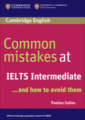 Common Mistakes at... IELTS. and how to avoid them. Intermediate. Paperback