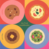 My first cookbooks. No food required! Cook in a book: Pancakes-Tacos-Pizza-Cookies. Ediz. a colori