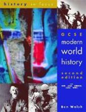 Gcse modern world history. CLIL for english.