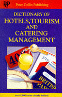 Image of Dictionary of hotels, tourism and catering management