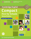 Compact first for schools. Student's book. Without answers. Con CD-ROM. Con espansione online