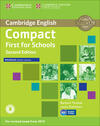 Compact first for schools. Workbook. Without answers. Con CD Audio. Con e-book. Con espansione online