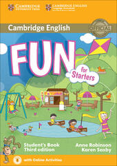 Fun for starters. Student's book with audio. Con e-book. Con espansione online