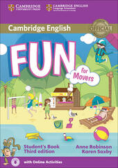 Fun for movers. Student's book with audio. Con e-book. Con espansione online