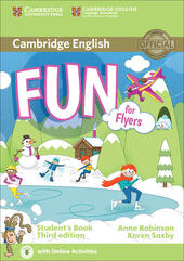 Fun for flyers. Student's book with audio. Con e-book. Con espansione online