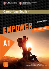 Cambridge English Empower. Level A1 Student's Book with Online Assessment and Practice, and Online Workbook