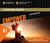Cambridge English Empower. Level A1