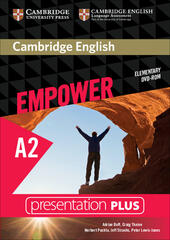Cambridge English Empower. Level A2 Presentation Plus. DVD-ROM