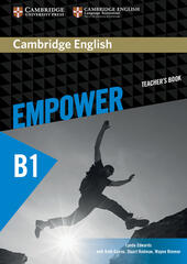 Cambridge English Empower. Pre-intermediate. Teacher's Book