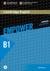 Cambridge English Empower. Pre-intermediate. Workbook with Answers plus Downloadable Audio