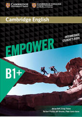 Empower. B1+. Intemediate. Student's book. Con e-book. Con espansione online