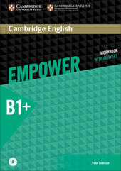 Cambridge English Empower. Intermediate. Workbook with Answers plus Downloadable Audio