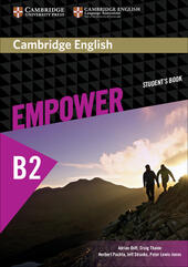 Empower B2+. Upper intermediate. Student's book.