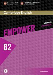 Cambridge English Empower. Upper Intermediate. Workbook with Answers plus Downloadable Audio